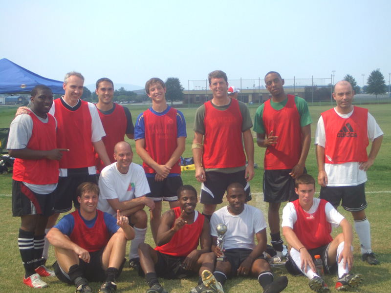 2007 Day Beach 7-Aside Open Champions