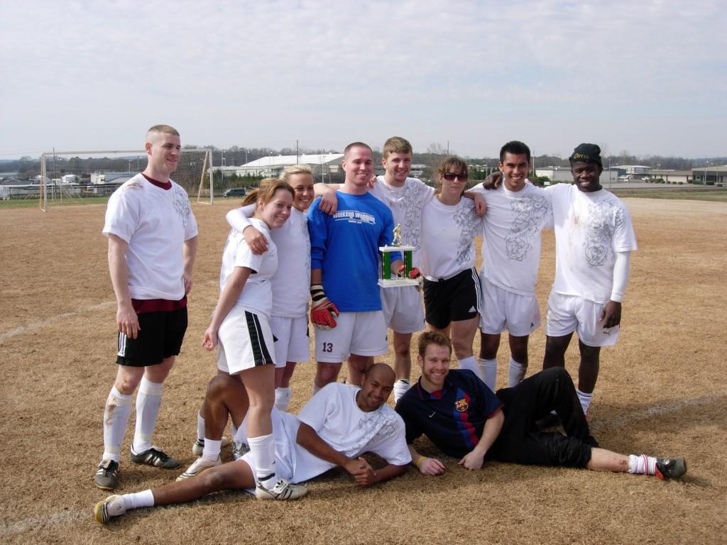 2009 Rec division champions