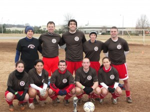 2010 Weekend Warrior Recreational Champions - Schurke