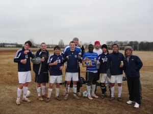 2010 Weekend Warrior Open Champions - High Life