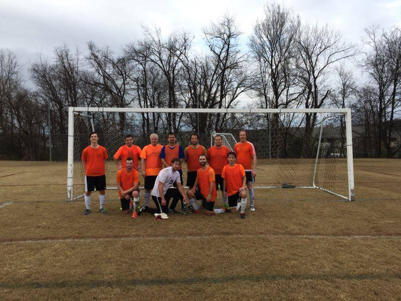 2 Goals 1 cup - Best team name and Rec Fun Champions