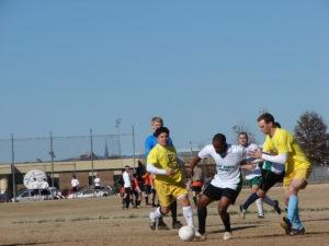 2008 Weekend Warrior Adult Soccer Tournament