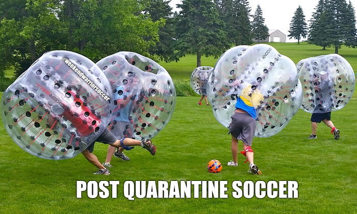 Post Quarantine Soccer