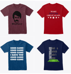 Awesome Soccer Shirts